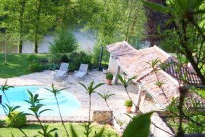 Vakantiehuis aan karpermeer Le Touroulet