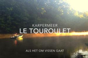 video Karpervissen Frankrijk Le Touroulet