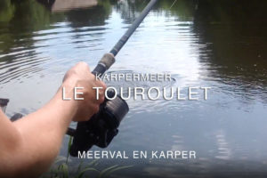 video Le Touroulet meerval en karper